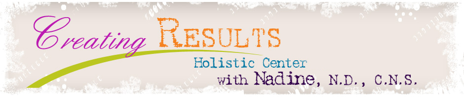 Creating Results - Holistic Center - With Nadine